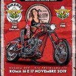 ETERNAL CITY MOTORCYCLE CUSTOM SHOW – 16 NOVEMBRE