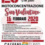 3^ TAPPA TTS – MOTORADUNO DI SAN VALENTINO