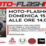 #MotoFLASHmob #NOIRESTIAMOACASA